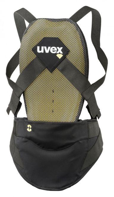 Uvex Back Pure M Ski-Protektor - dark grey