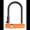 Axa Bügelschloss Newton Pro U-Lock - orange