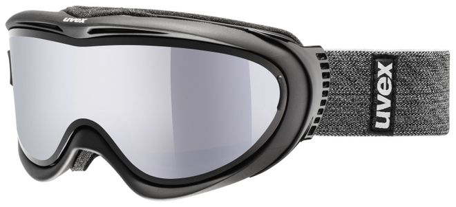 Uvex Comanche TO take off Skibrille - black mat