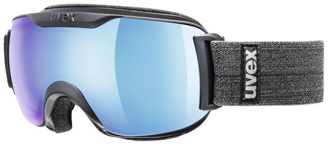 Uvex Downhill 2000 small FM Skibrille - navy mat