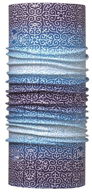 Buff Original Schlauchtuch High UV Protection - dharma blue