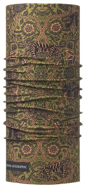 Buff Original Schlauchtuch High UV Protection National Geographic - javanak olive
