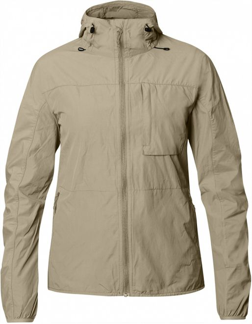 Fjällräven High Coast Wind Jacket Damen - Limestone
