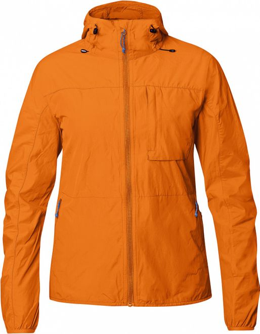 Fjällräven High Coast Wind Jacket Damen - Seashell Orange