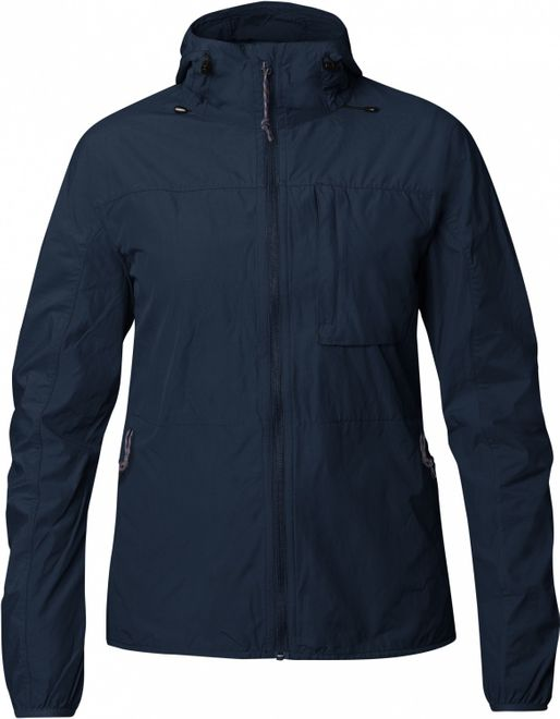 Fjällräven High Coast Wind Jacket Damen - Navy