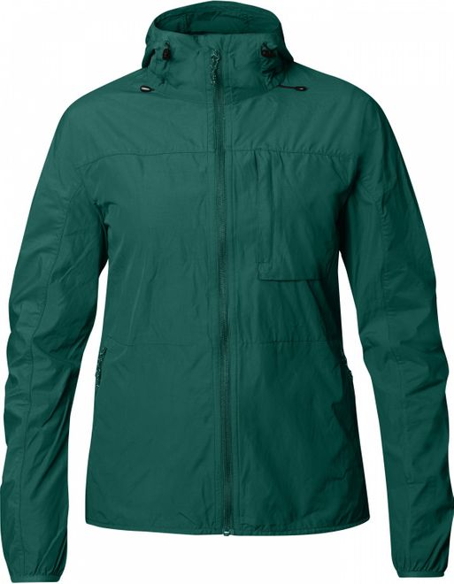 Fjällräven High Coast Wind Jacket Damen - Copper Green