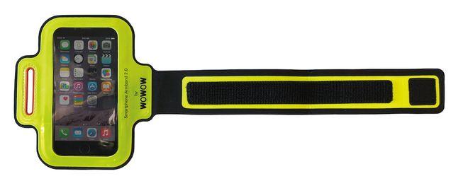 Wowow Reflex-Band Smartphone Band 2.0 - gelb