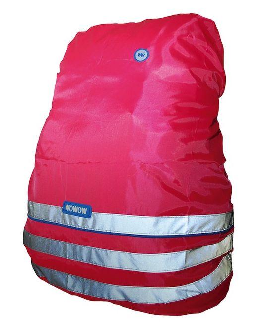 Wowow Rucksacküberzug Fun Line Bag Cover - pink bis 45 l