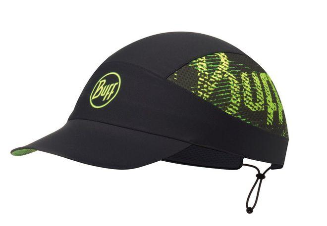 Buff Pack Run Cap Reflective - flash logo black