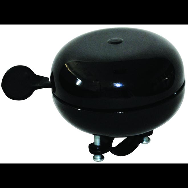 TAQ-33 Fahrrad Ding-Dong Glocke 80 mm - schwarz – Bild 2