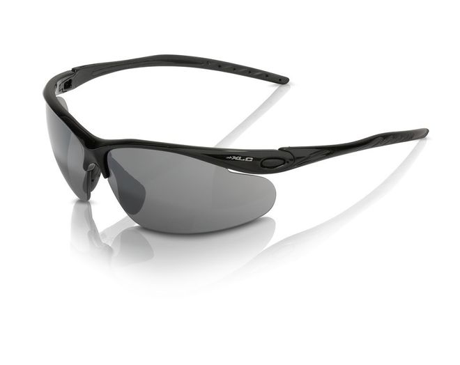 XLC Palma SG-C13 Sportbrille Sonnenbrille Wechselgläser, schwarz