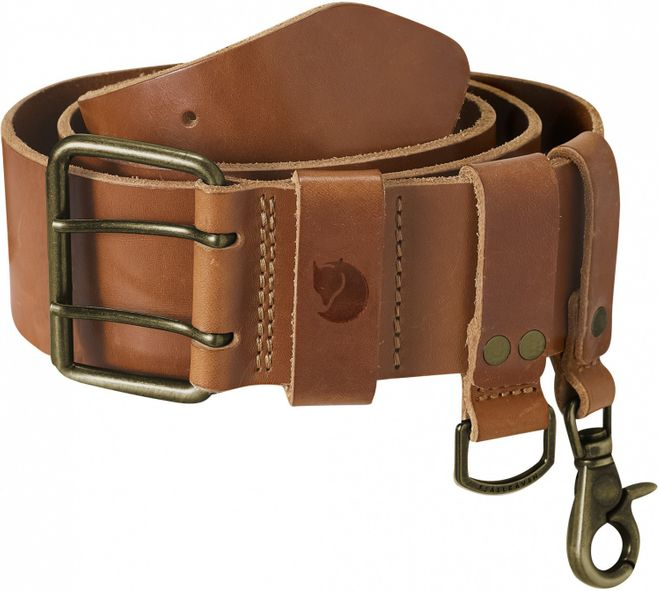 Fjällräven Equipment Belt - Leather Cognac – Bild 4
