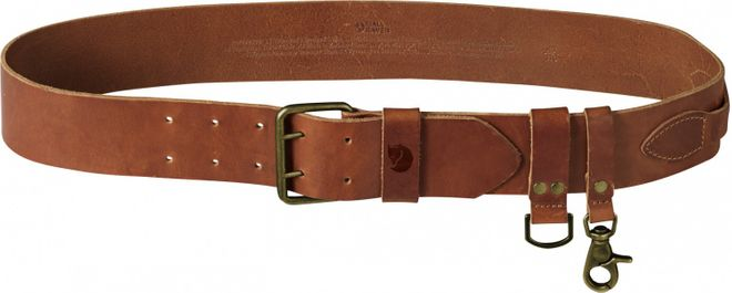 Fjällräven Equipment Belt - Leather Cognac – Bild 1