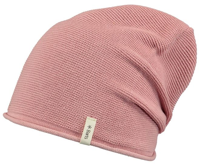 Barts Caiman Beanie - dusty pink