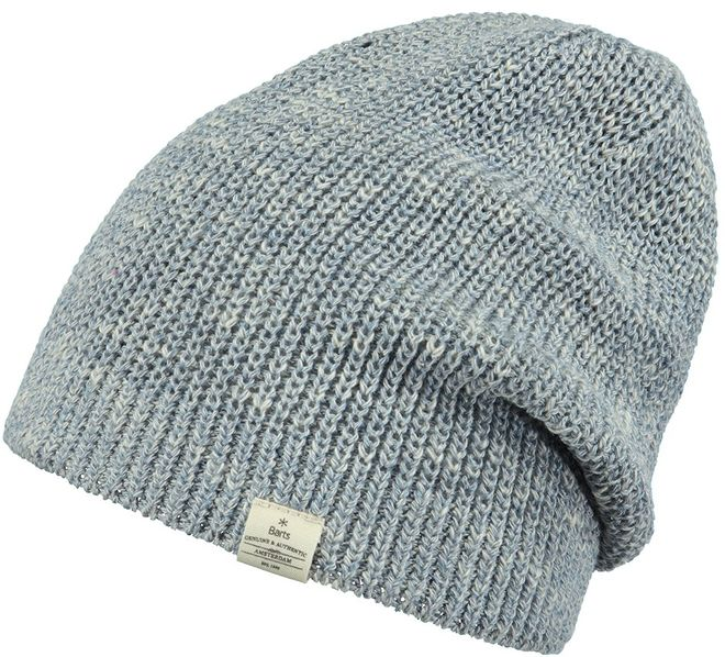 Barts Davall Beanie - light blue one size