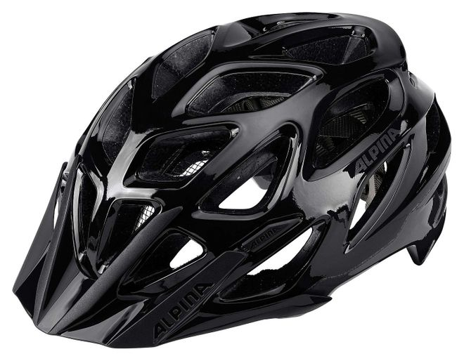 Alpina Mythos 3.0 Fahrrad Helm - black anthracite
