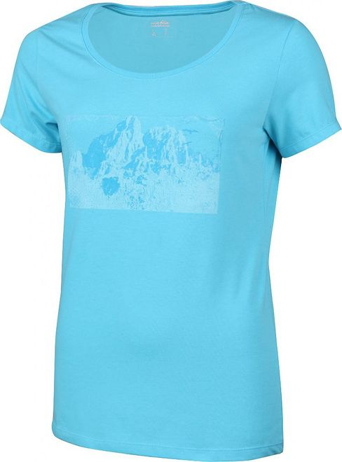 High Colorado GARDA Damen T-Shirt - türkis
