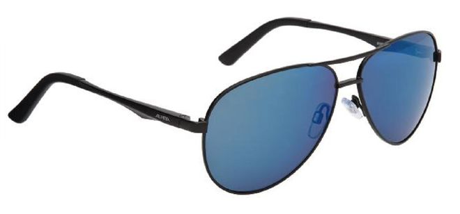 Alpina A 107 Ceramic Sonnenbrille - black matt
