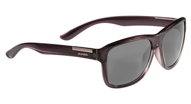 Alpina A 111 Lifestyle-Brille - dark rose transparent