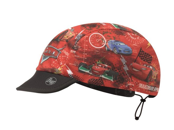 Buff Reversible Child Cap Cars - revolutions multi – Bild 1
