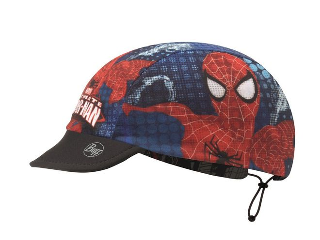 Buff Reversible Child Cap Spiderman - chasing multi – Bild 1