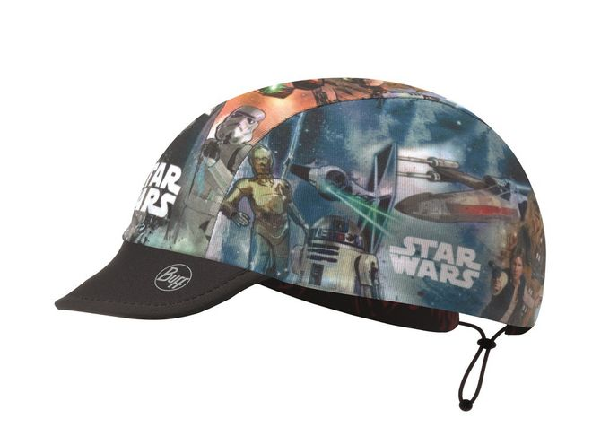 Buff Reversible Child Cap Star Wars - characters multi – Bild 2