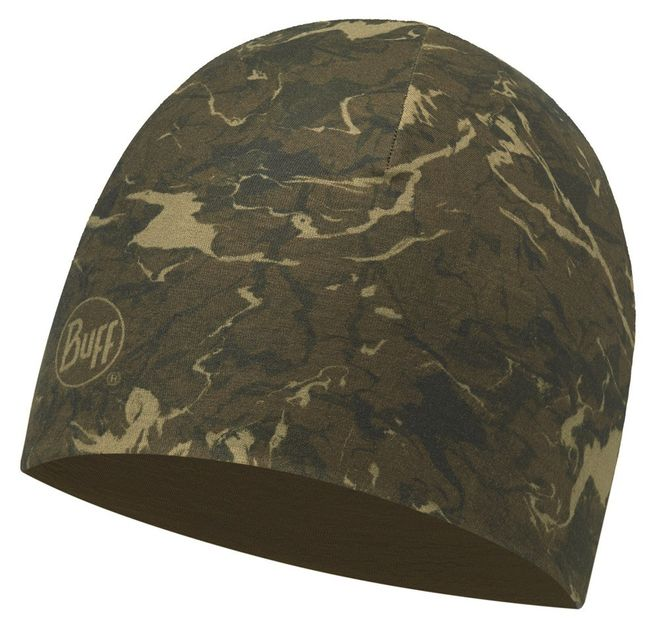 Buff Coolmax 2 Layers Hat plus Insect Shield - disguise - military