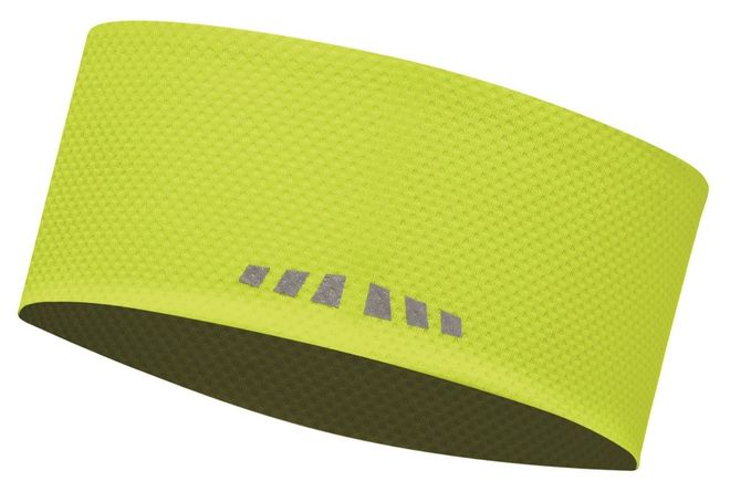 Buff Fastwick Headband Reflective - solid yellow fluor – Bild 2