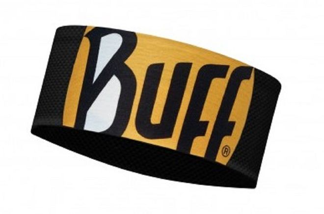 Buff Fastwick Headband Reflective - ultimate logo black