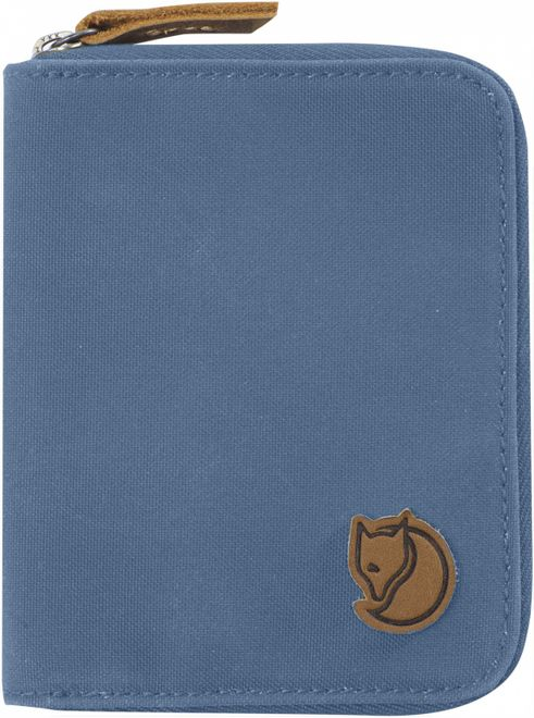 Fjällräven Zip Wallet Brieftasche - Blue Ridge – Bild 1
