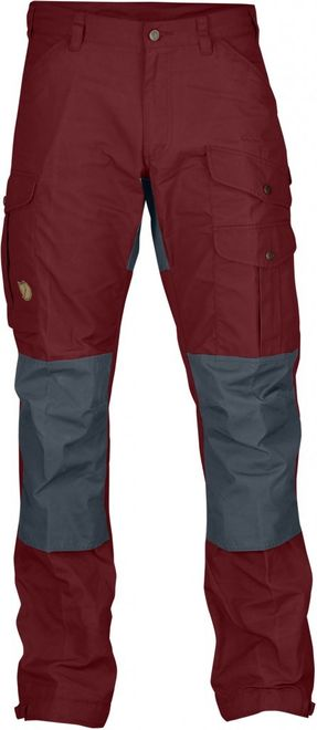 Fjällräven Vidda Pro Trousers Regular Herren Trekkinghose - Red Oak/Graphite – Bild 1