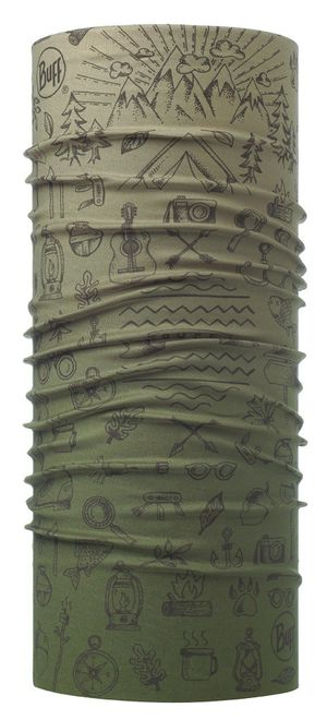 Buff Original Schlauchtuch - explorer military