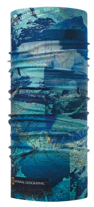 Buff Original Schlauchtuch National Geographic - antarctic ocean blue