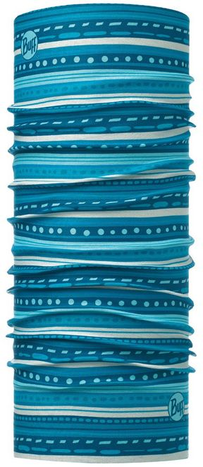 Buff Child Original Schlauchtuch - frill turquoise