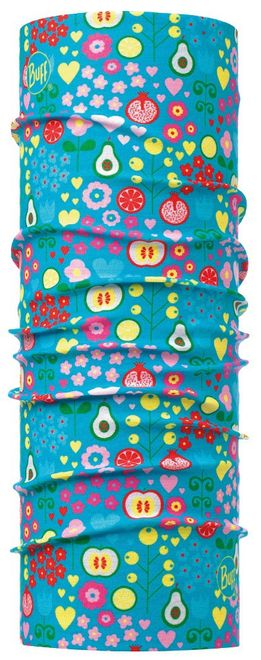 Buff Baby Original Schlauchtuch - winter fruits turquoise