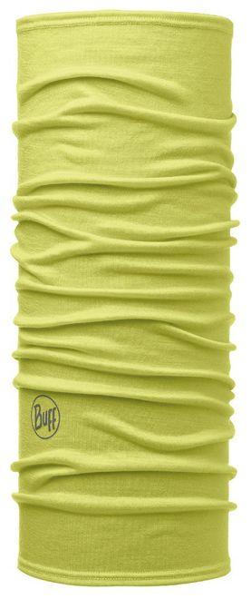 Buff Junior & Child Lightweight Merino Wool Schlauchtuch - solid citric
