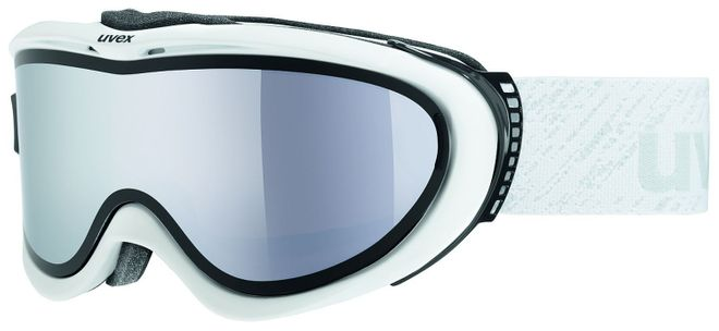 Uvex Comanche TO take off Skibrille - white