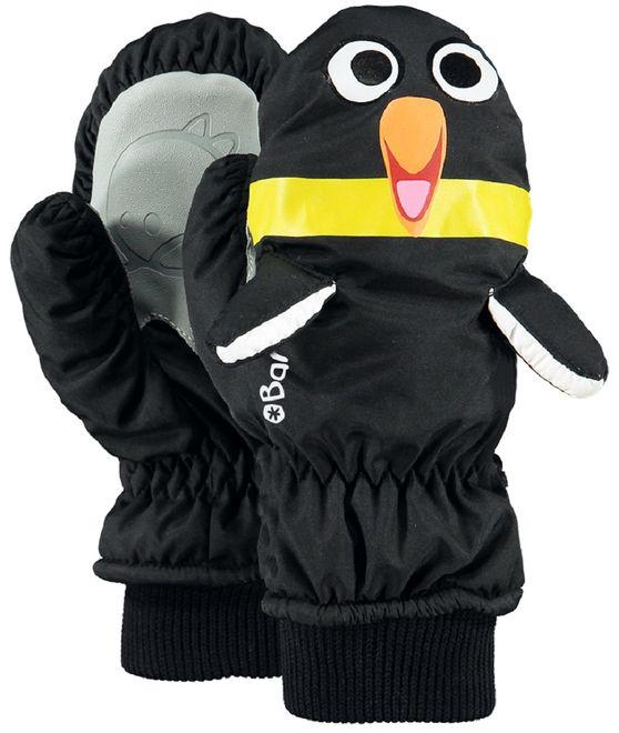 Barts Nylon Mitts 3D Handschuhe Kinder - black