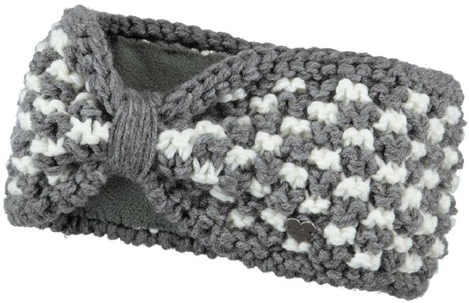 Barts Ginger Headband Damen - grey one size