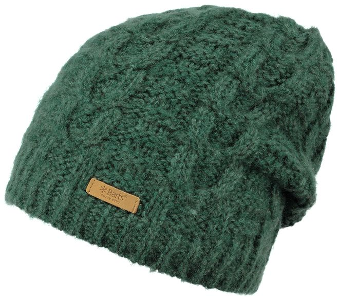 Barts Anemone Beanie Damen Strickmütze - bottle green – Bild 1