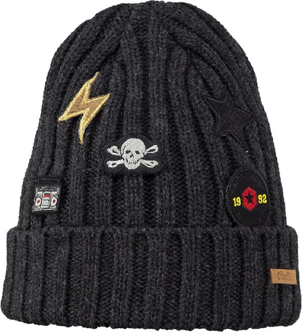 Barts Gowan Beanie Kindermütze - dark heather – Bild 1