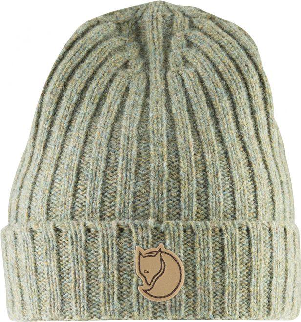 Fjällräven Re Wool Hat Strickmütze - Frost Green