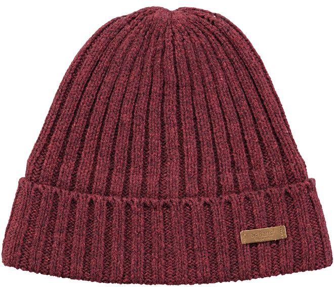 Barts Silje Beanie Damenmütze - burgundy – Bild 1