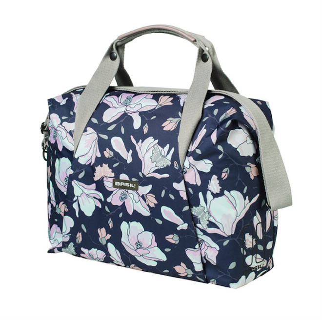 Basil Fahrrad Schultertasche Magnolia Carry All Bag - pastel powders
