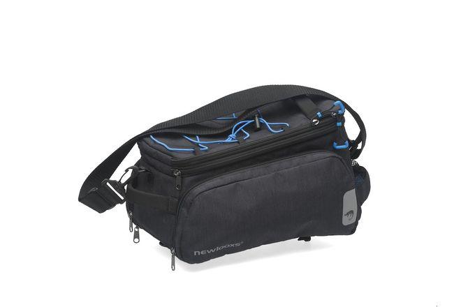 New Looxs Gepäckträgertasche/Schultertasche Sports Trunkbag Racktime - schwarz