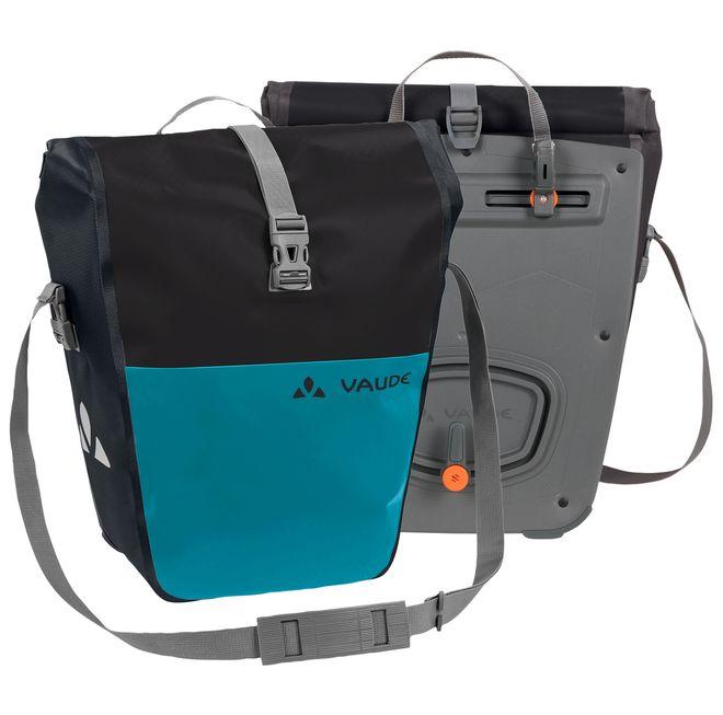 Vaude HR-Tasche Aqua Back Color Paar - schwarz/apline lake – Bild 3