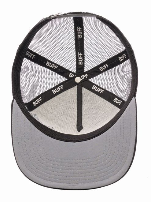 Buff Trucker Cap - summit black – Bild 2