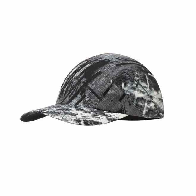 Buff Pro Run Cap Reflectiv - city jungle grey – Bild 1
