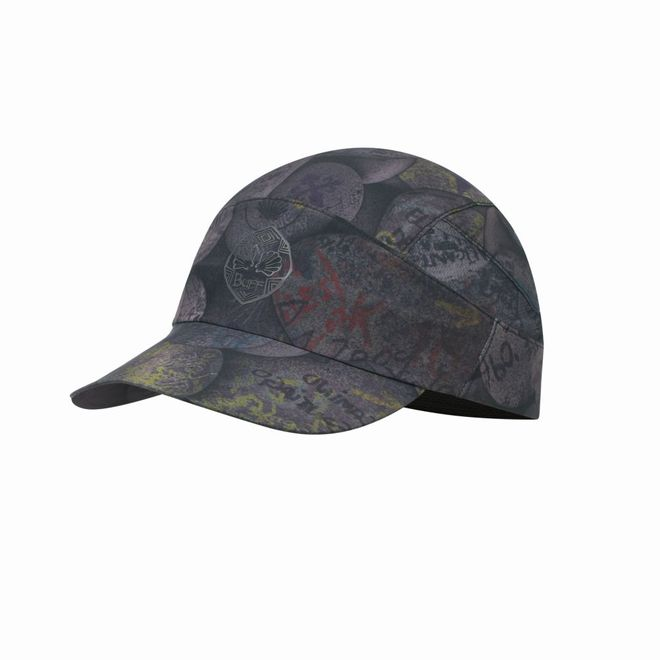 Buff Pack Trek Cap Camino de Santiago - the way graphite