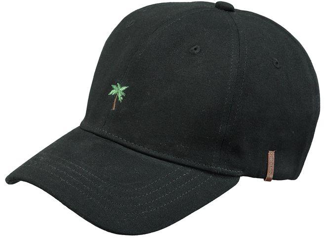 Barts Posse Cap Schirmmütze - Black
